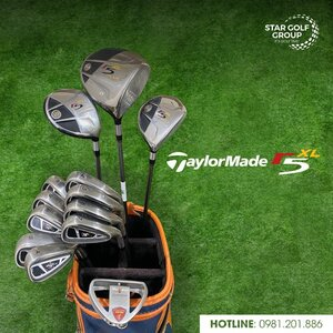 FULL SET TAYLORMADE R5