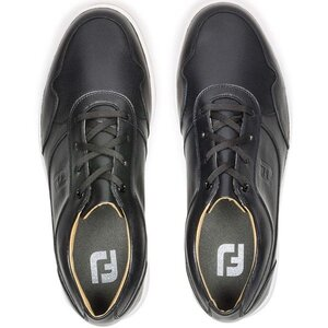 GIÀY FJ IS GOLF CASUAL ALL BLACK 54515