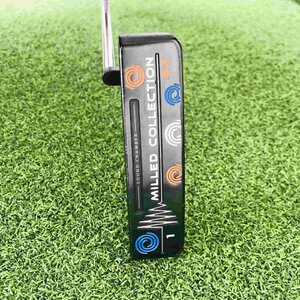 PUTTER ODYSSEY MILLED COLLECTION SX #1
