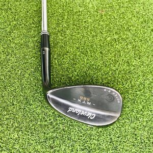 WEDGE CLEVELAND 588 RTX 2.0 BLACKSATIN