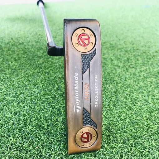 PUTTER TAYLORMADE TP COLLECTION BLACK COPPER JUNO